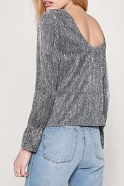 AMUSE SOCIETY Glimmer Top - Front full body