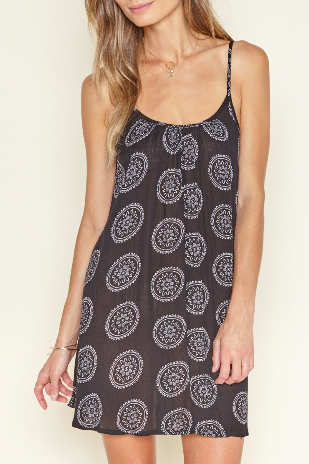 AMUSE SOCIETY Lovette Dress - Front Cropped Image