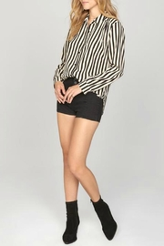 AMUSE SOCIETY Midnight Bella Top - Side cropped