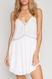 AMUSE SOCIETY Morning Light Dress - Front cropped