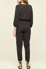 AMUSE SOCIETY Moroccan Print Jumper - Side cropped