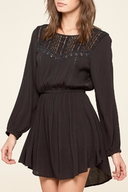 AMUSE SOCIETY Portia Open Back Dress - Side cropped