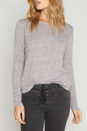 AMUSE SOCIETY Ryan Solid Longsleeve - Front cropped