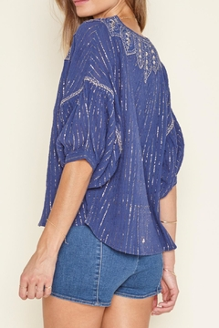 AMUSE SOCIETY Saticoy Woven Top - Alternate List Image