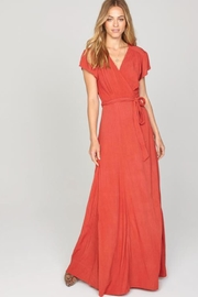 AMUSE SOCIETY Seascape Maxi - Front cropped