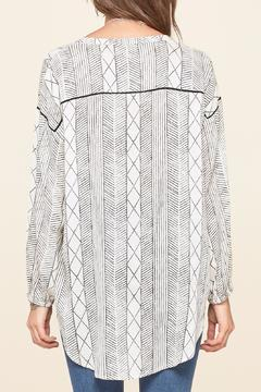 Shoptiques Product: Spellbound Woven Top