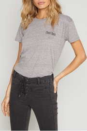 AMUSE SOCIETY Stay Amused Tee - Front cropped