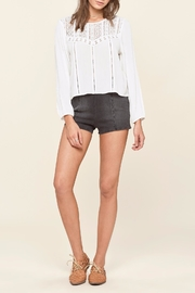 AMUSE SOCIETY Sunset Rose Top - Side cropped