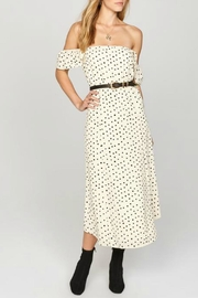 AMUSE SOCIETY Sweeter Than Dress - Front cropped