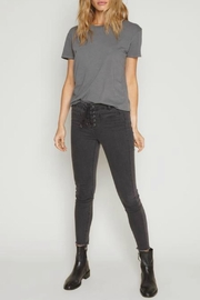AMUSE SOCIETY Tanner Solid Tee - Side cropped