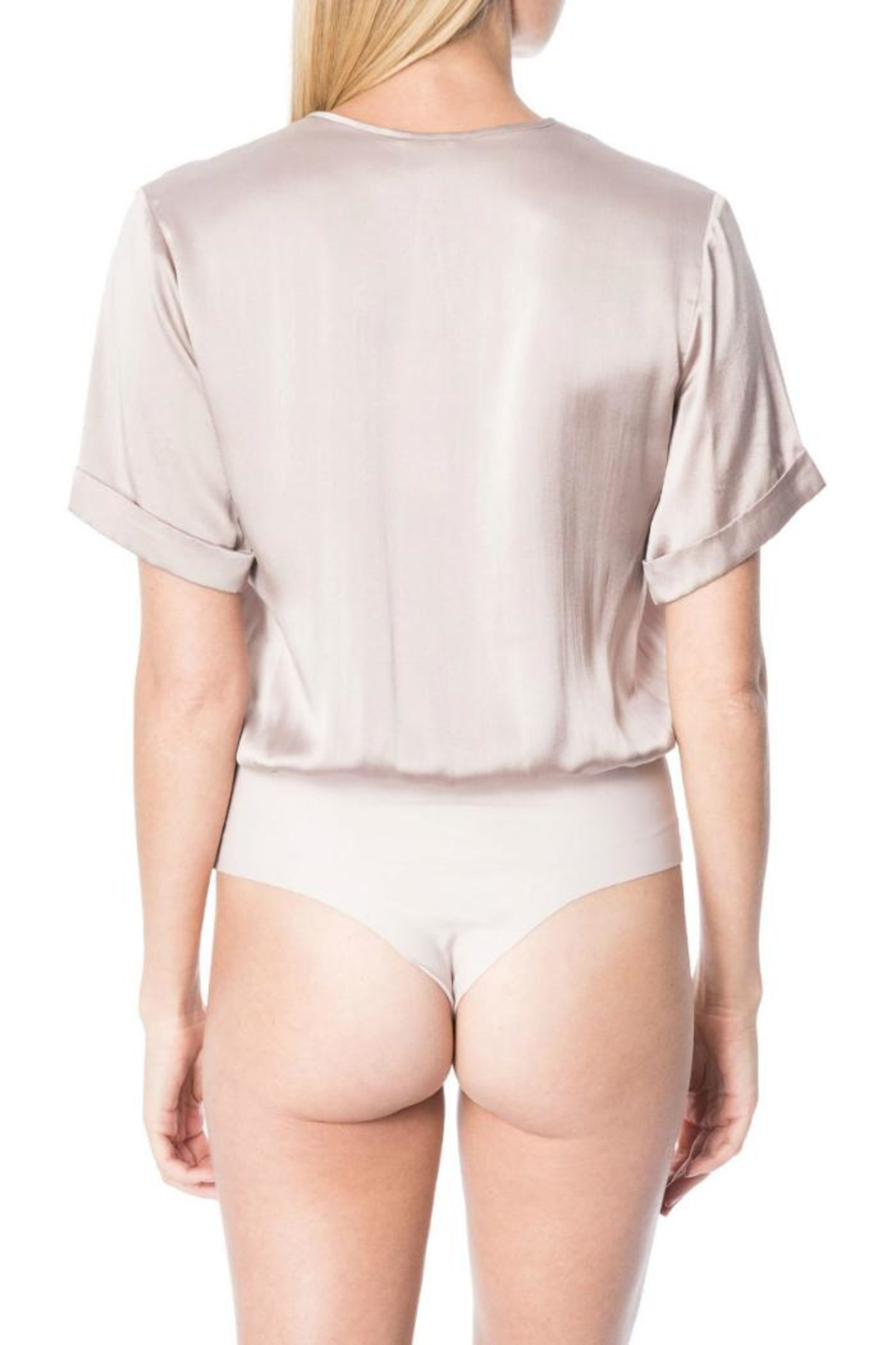 Cami NYC Amy Bodysuit - Front Full Image