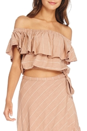 Anama Amy Crop Top - Front full body
