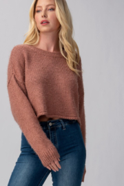debut Amy Cropped Sweater - Product Mini Image