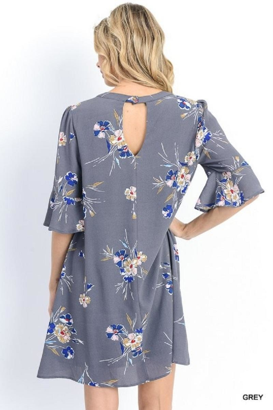 Amy's Allie  Bailey Swing Dress - Front Full Image