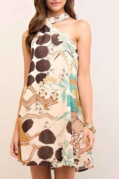 Shoptiques Product: Printed Shift Dress