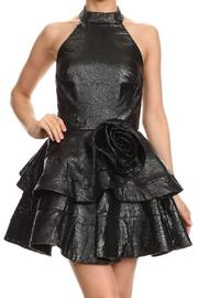 Amy's Allie  Rosebud Lbd - Front cropped