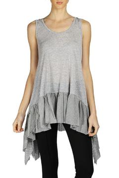 Amy's Allie  Sophie Grey Tank - Product List Image