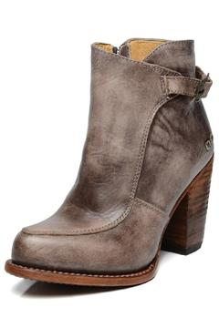 Shoptiques Product: Stacked Leather Bootie
