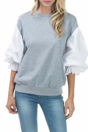 Amy's Allie  The Jamie Top - Front cropped