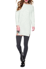 Dex Amy Sweater Dress - Product Mini Image