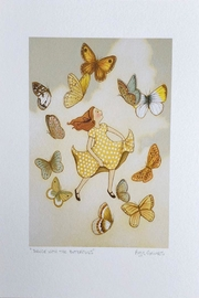AMY GRIMES Butterflies Print 8x10 - Product Mini Image