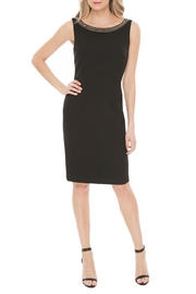 Amy Matto Caterina Embelished Dress - Product Mini Image