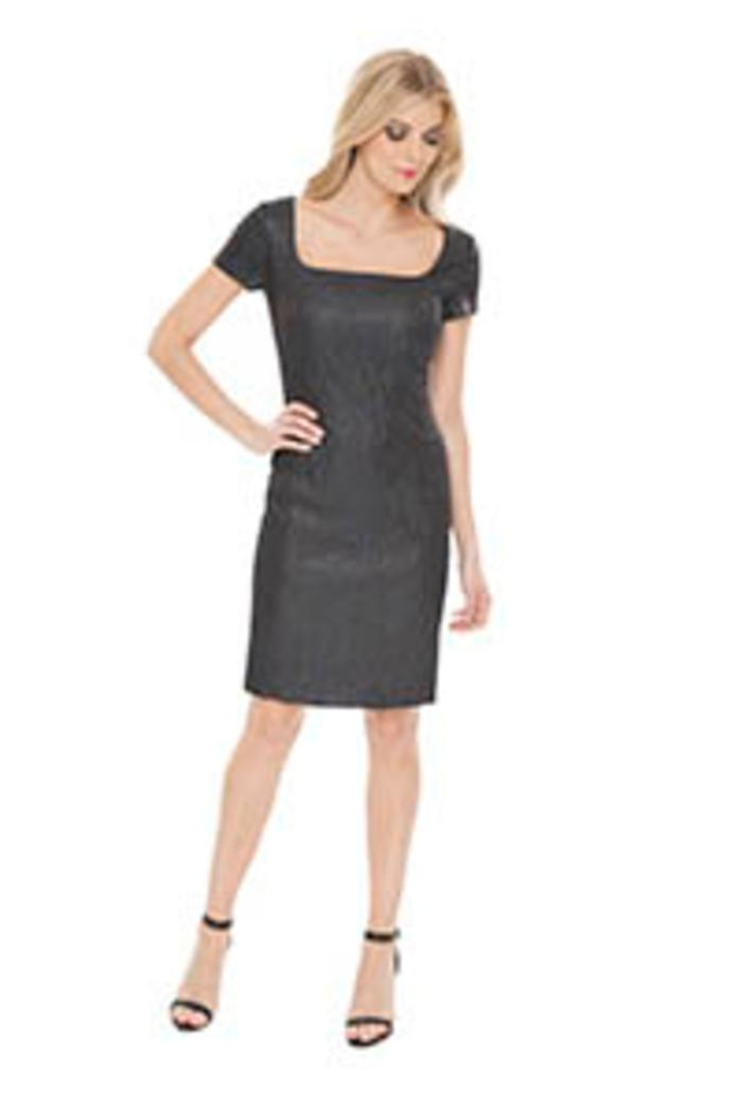 Amy Matto Isabelle Dress - Front Cropped Image