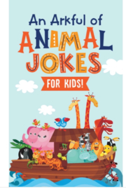 Barbour An Arkful of Animal Jokes Book - Front cropped