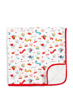 Magnetic Me An Heir is Born Blanket - Product List Image