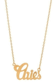 Ana Accessories Aries Necklace - Product Mini Image