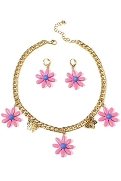 Shoptiques Product: Daisy Chain W Earring