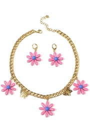 Ana Accessories Daisy Chain W Earring - Product Mini Image