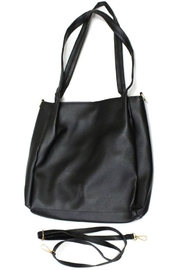 Ana Accessories Faux Leather Crossbody Bag - Product Mini Image