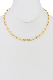 Ana Accessories Girl Chain Necklace - Product Mini Image