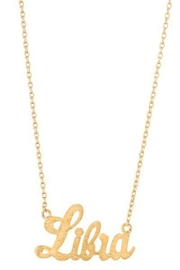 Ana Accessories Libra Necklace - Product Mini Image