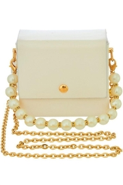 Ana Accessories Pearl Strap Bag - Product Mini Image
