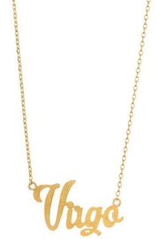 Ana Accessories Virgo Necklace - Front cropped