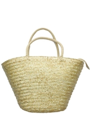Ana Accessories Woven Grass Shoulder Bag - Product Mini Image