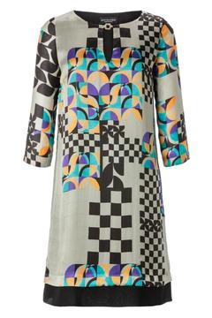 Shoptiques Product: Silk Print Dress