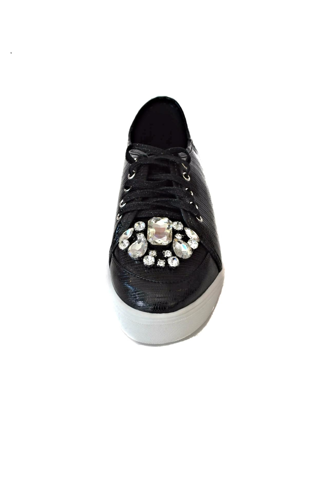 Ana Colina Boutique Diamonds Fashion Sneakers - Front Full Image