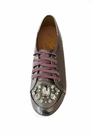 Ana Colina Boutique Diamonds Fashion Sneakers - Front full body