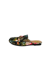 Ana Colina Boutique Floral Mule Shoes - Product Mini Image