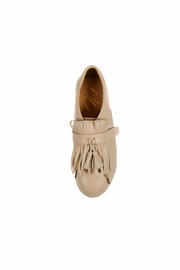 Ana Colina Boutique Fringes Sneakers - Front full body