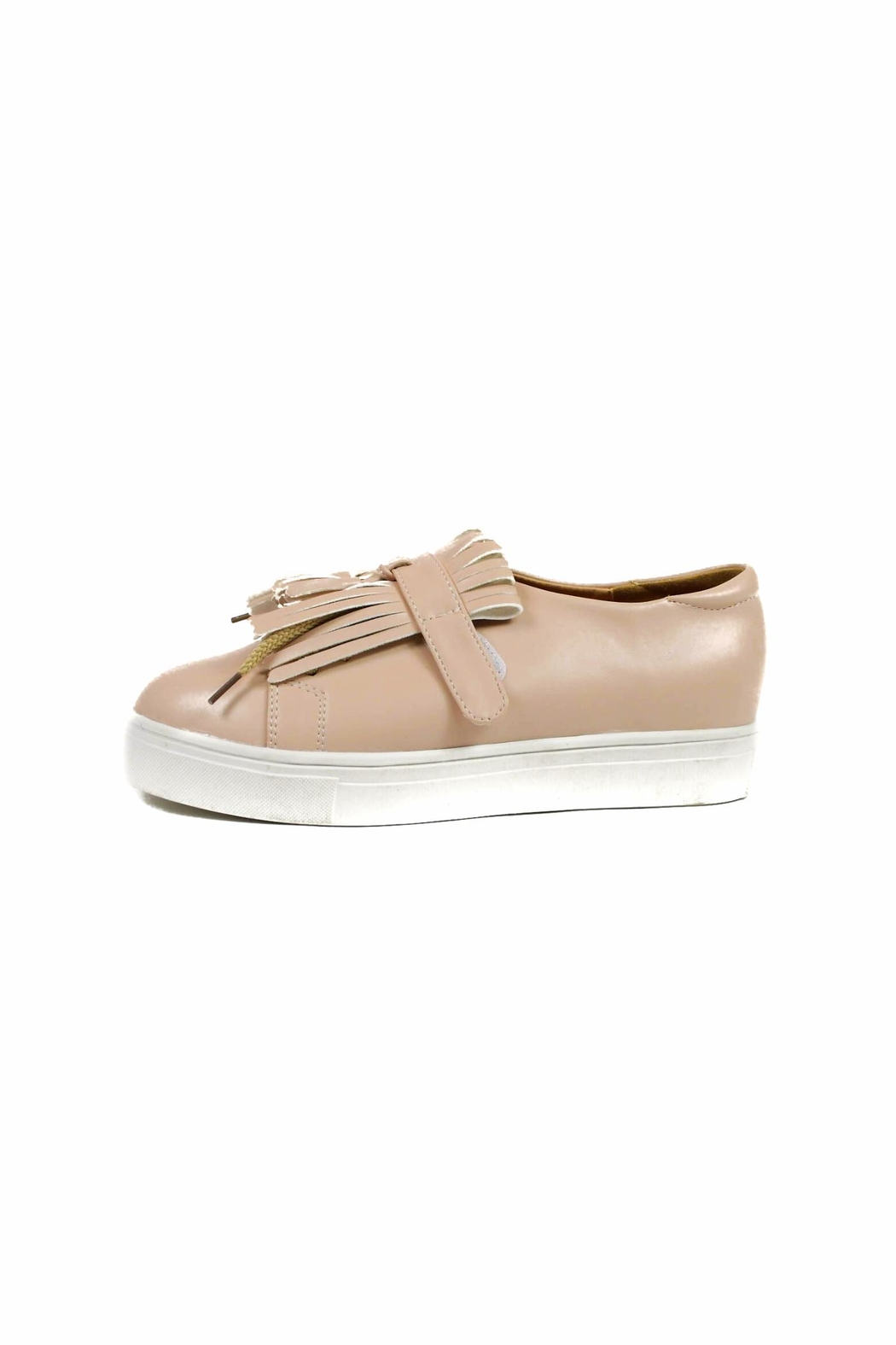 Ana Colina Boutique Fringes Sneakers - Main Image