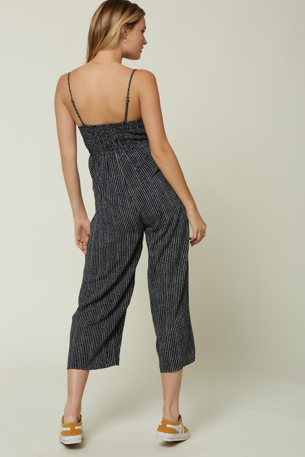 O'Neill Anabella Jumpsuit - Front Full Image