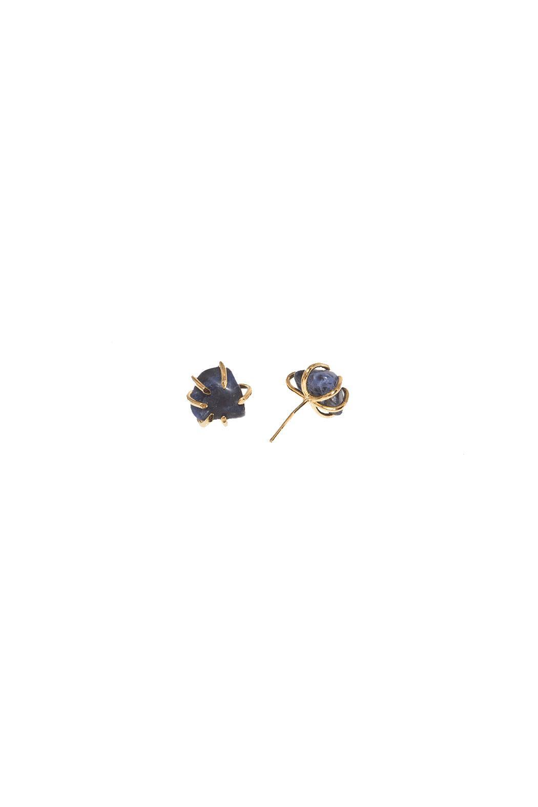 Anabelle Semprum Stone Earrings - Main Image