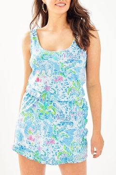 Lilly Pulitzer Analee Romper - Product List Image