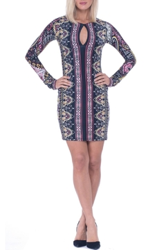 Shoptiques Product: Baroque Pattern Dress