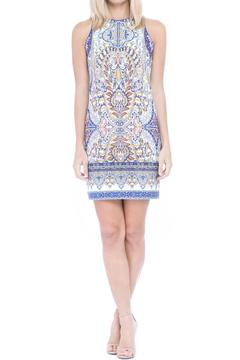 Shoptiques Product: Handkerchief Print Dress