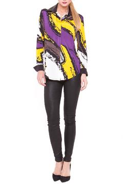 Shoptiques Product: Lucy Abstract Print